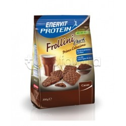 Enervit Protein Frollini Go Dark 200 Gr
