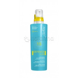 Bionike Defence Sun Latte Spray Protezione Media SPF15 200ml