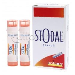 Boiron Stodal Granuli Omeopatici 2 Tubi