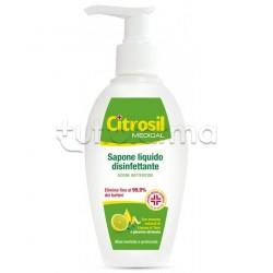 Citrosil Medical Sapone Liquido Disinfettante al Limone 250ml