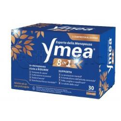 Ymea 8 in 1 Integratore per Menopausa 30 Compresse