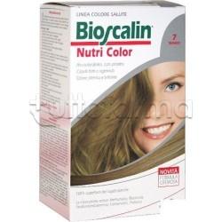 Giuliani Bioscalin Nutricolor Tinta per Capelli 7 Biondo 124ml
