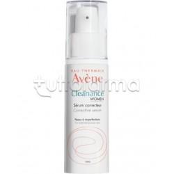 Avene Cleanance Women Siero Correttore 30ml