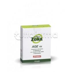 Enerzona Age Integratore Antiossidante Tè Verde RX 12 Bustine