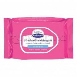 Euphidra AmidoMio Salviettine Detergenti per Bambini 20 Pezzi