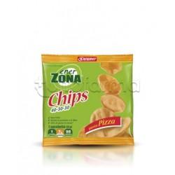 Enerzona Chips Gusto Pizza Confezione 5 Sacchetti