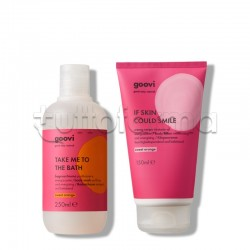 Goovi Set Bagnoschiuma + Crema Corpo Sweet Orange