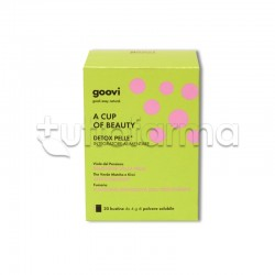 Goovi A Cup Of Beauty Integratore Detox Pelle 20 Bustine