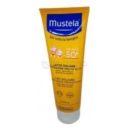Mustela Latte Solare Protezione Molto Alta 50+ per Bambini 250ml