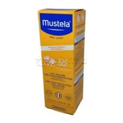 Mustela Latte Solare Protezione Alta per Bambini SPF50+ 40ml