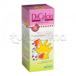 Dicalcio Plus Integratore con Calcio e Vitamina 150ml