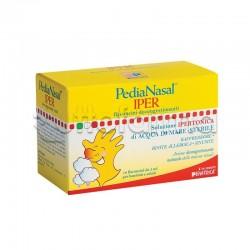 Pedianasal Iper Soluzione Ipertonica per Adulti e Bambini 18 Flaconcini