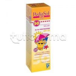 Pediasol Crema Solare Spray SPF30 per Adulti e Bambini 100ml