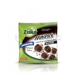 Enerzona Mini Rock Cioccolato Fondente 1 Busta 24 Gr