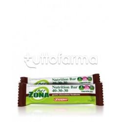 Enerzona Nutrition Barretta Sostituto Pasto Cioccolato Fondente 53 Gr