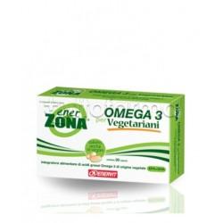 Enerzona Omega 3 vegetariani 30 Capsule