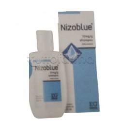Nizoblue Shampoo 10mg/g contro Forfora e Prurito 125ml