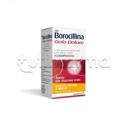 NeoBorocillina Gola Dolore Spray Limone e Miele 15ml