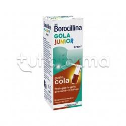 NeoBorocillina Gola Junior Gusto Cola Spray 20ml