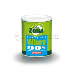 Enerzona Protein Whey 90% Integratore Barattolo 216 Gr