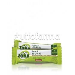 Enerzona Nutrition Barretta Sostituto Pasto Gusto Vaniglia Cioccolato 48 Gr