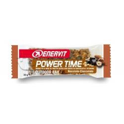 Enervit Power Time Barretta Energetica Nocciole Cioccolato 30 Gr