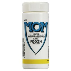 Neo MOM Polvere Anti Pidocchi per Capelli 20g