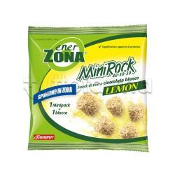 Enerzona Mini Rock Limone 5 Buste 24 Gr