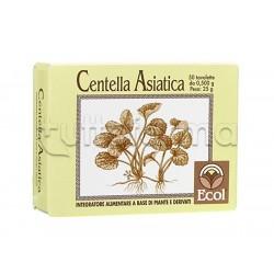 Centella Asiatica Integratore per Cellulite 50 Tavolette