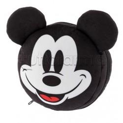 Disney Dormi Comodo Cuscino con Mascherina per gli Occhi per Bambini Modello Topolino 1 Pezzo