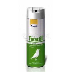 Neoforactil Spray Antiparassitario Veterinario per Uccelli, Cani e Gatti 300ml