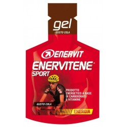 Enervitene Sport Gel Cola 6 Buste 25 ml
