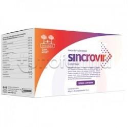 Salugea Sincrovir Integratore per Benessere Sessuale Uomo 40 Compresse