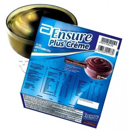 Ensure Plus Crema Cioccolato Integratore Energetico 4x125g
