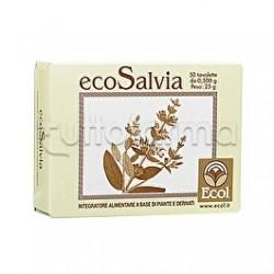 Eco Salvia Integratore per Ciclo Mestruale 50 Tavolette