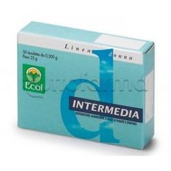 Intermedia Integratore per Micosi Intime 50 Tavolette