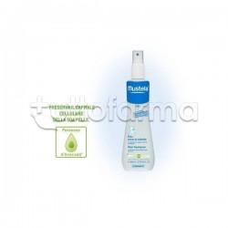 Mustela Acqua Rinfrescante Spray per Corpo e Capelli Pelle Normale 200ml