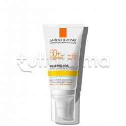La Roche Posay Anthelios Anti Imperfezioni Crema Solare Viso SPF50+ Pelle Acneica 75ml