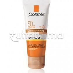La Roche Posay Anthelios Blur Solare Viso Uniformante SPF50 Tinta Rosè 40ml