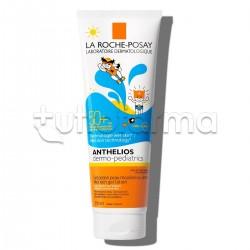 La Roche Posay Anthelios Dermo-Pediatrics Gel Solare Pelle Bagnata SPF50+ Viso e Corpo Bambini 250ml