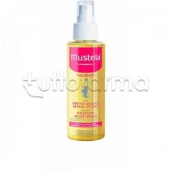 Mustela Maternità Olio Prevenzione Smagliature 105 ml