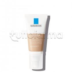 La Roche Posay Toleriane Sensitive Crema Colorata Lenitiva Viso Tinta Media 50ml