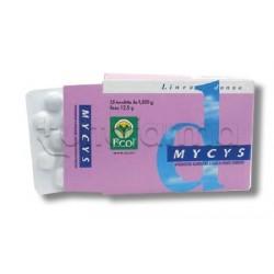 Mycys Integratore per Benessere delle Vie Urinarie 25 Tavolette