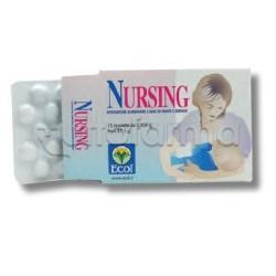 Nursing Integratore per Mancanza di Latte Materno 75 Tavolette
