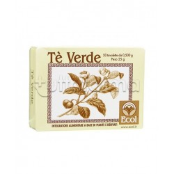 Tè Verde Integratore per Controllo del Peso 50 Tavolette