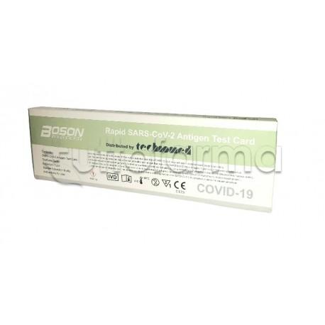 Tampone Nasale Test Antigenico Rapido Autodiagnostico per Covid-19 1 Pezzo