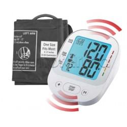 Meds Sfigmo FZ 510B Misuratore di Pressione da Braccio Digitale e Parlante Legge i Valori della Pressione
