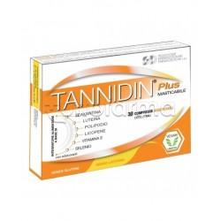 Tannidin Plus Integratore per la Pelle 30 Compresse Masticabili