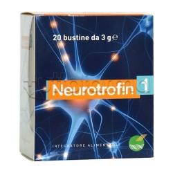 Neurotrofin 1 Integratore Alimentare 20 Bustine
