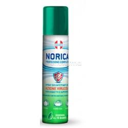 Norica Protezione Completa Spray Disinfettante per Oggetti e Superfici Essenza Tè Bianco 300ml